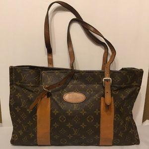 Vintage Louis Vuitton Saks French Company